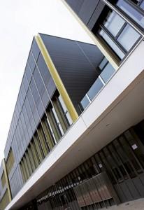 Collège Jean-Perrin, Nanterre (Hauts-de-Seine)