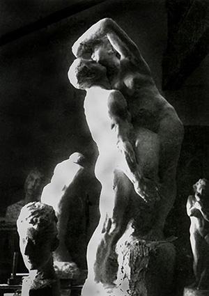 Jacques Gestalder L'Élan vital, 1948