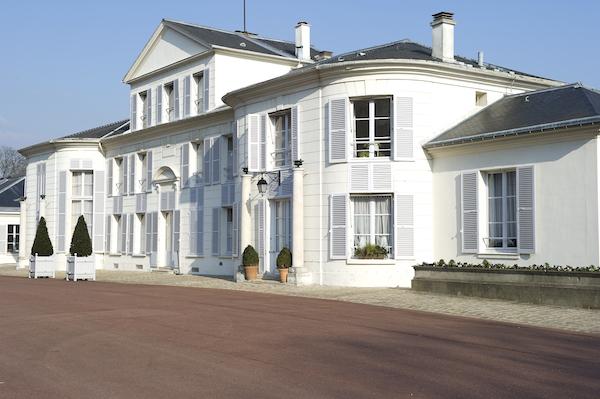 Le pavillon de Breteuil